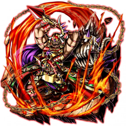 焔怒巨将ゾルダス