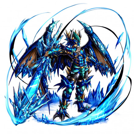 氷竜剣鬼グラニス