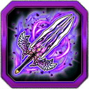堕翼剣『スキアプテラ』
