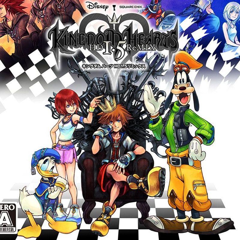 キングダム ハーツ -HD 1.5 リミックス-攻略wiki