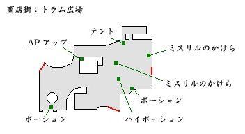 トワイライトタウン(2)