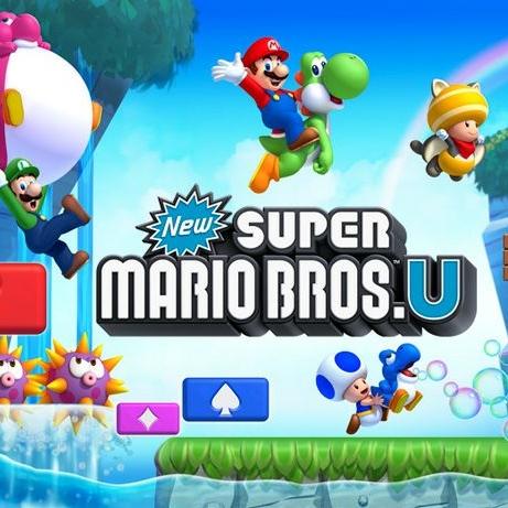 マリオU攻略wiki|NewスーパーマリオブラザーズU