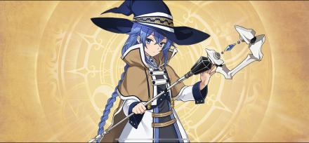 ジト目の魔術師