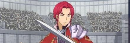 薔薇園の騎士 ボス