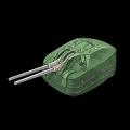 日本連装10cm高角砲