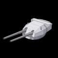 ドイツ533mm連装砲