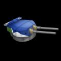 イギリス2連装15インチ火砲(改)