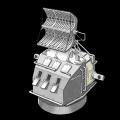 改良型射撃管制レーダー