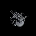 アメリカ1.1inch四連装対空機銃