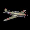 P-39(ポクルィシュキン機)
