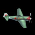 LA-7(コジェドゥーブ機)