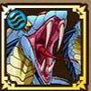 赤宝の蒼蛇ヒュドラ