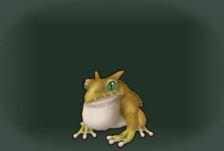慈悲なき大食蛙